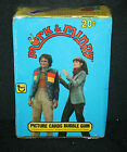 1978 Topps MORK & MINDY Nice Wax Box Sealed 36 packs w Picture Cards & Gum