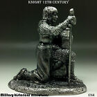 Tin soldiers 54 mm Knight 12th century