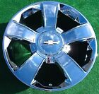 Chevrolet Silverado Tahoe Suburban Chrome Wheel OEM Factory style 20 in RD2 5651