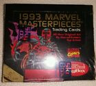 1993 Skybox Marvel Masterpieces Trading Card Box 36 Packs