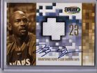 2001 UPPERDECK PLAY MAKER SHIRT JERSEY MICHAEL JORDAN AUTO AUTOGRAPH SIGN RARE