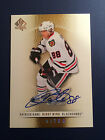 14-15 PATRICK KANE SP AUTHENTIC GOLD BASE AUTO 1:7700 (FROM 12-13 SET)
