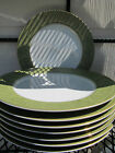 SHEFFIELD FINE CHINA CAMELOT 605 MADE IN JAPAN DINNER PLATES SET OF 8
