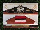 Tim Brown Football Cards, Rookie Cards and Autographed Memorabilia Guide 12