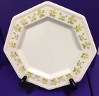 Johnson Bros 4 Dinner Plates Hexagon HERITAGE  Ironstone