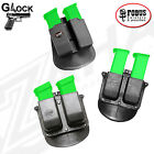 Fobus Double Magazine Paddle Pouch for All GLOCK Models