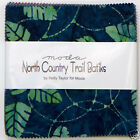 Charm pack North Country Trail Batiks by Holly Taylor Moda 40 - 5