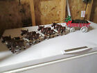 Vintage Champion Cast Iron Eight[8] Clydesdale Horses and Beer Wagon Collectible