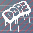 Dope Decal - Jdm Import Tuner Car Truck Sticker