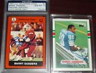 Barry Sanders Cards and Memorabilia Guide 33