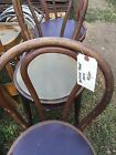 Vintage bentwood thonet chairs