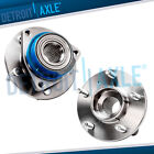 Both 2 New Front Wheel Hub  Bearing Assembly for Buick Chevy Pontiac No ABS