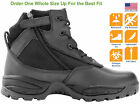 Maelstrom PATROL 6 Black Waterproof Composite Toe Safety Work Boots