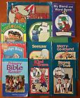 Abeka 1st First Grade Readers Phonics Reading Primary Bible Lot Beka Blend Word