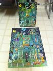 1973 HOUSE ON HAUNTED HILL jigsaw puzzle Springbok 100% complete w box Halloween