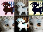 CREEPY Vintage Rubber Squeak Lamb POSSESSED SHEEP Edward Mobley Nightmare Toy