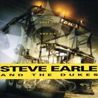 Steve Earle And The Dukes : Shut Up & Die Like An Aviator CD (1991)