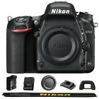 Nikon D750 DSLR Camera Body Full Frame Brand New