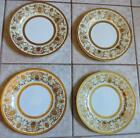 4 SPODE COPELAND'S 10 3/4 DINNER PLATES Exclusively Sold at OVINGTON BROTHERS