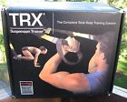 TRX Suspension Trainer Basic Kit With Door Anchor