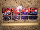 HOT WHEELS 2014 RLC MEMBERSHIP DRAG DAIRY COMPLETE SET SIGNED w/ POSTER SOLD OUT