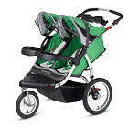 Double Stroller Swivel Baby Jogger City Select Infant Toddler Mounted speakers
