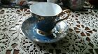 ESTATE BEAUTIFUL BLUE DESIGN,TEA CUP AND SAUCER, BY ROYAL GRAFTON,SEE PICTURES