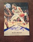 Blake Griffin 2012-13 Panini Totally Certified Signatures BLUE Auto #'d 2 15