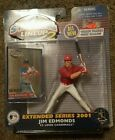 Jim Edmonds 2001 Starting Lineup Extended Series St Louis Cardinals