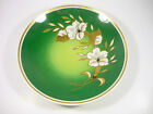Wallendorf, Floral Handpainted Gold Relief Dish Bowl 10.39