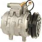 A C Compressor New Compressor 4 Seasons 78312