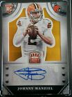 2014 Crown Royale Rookie Gold Auto Johnny Manziel #4 10