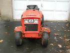 Allis Chalmers 916 Hyrdro lawn Tractor with Mower Deck and plow