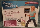 Weight Watchers 10 Minute Time Crunch Training Kit NEW SEALED Fitness Exercise