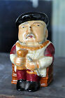 Son Toby Jug Hand Painted Staffordshire England