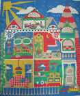 Home Sweet Home Baby Cotton Panel Fabric Quilt Sewing Top Backing Girl Boy
