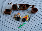 LEGO Pirate Starter Set with 2 Minifigs Cannon rowboat more... 6
