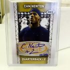2011 Sage Hit Cam Newton Auburn Carolina Panthers Autographed 231 250
