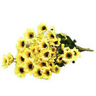 Artificial Simulation Sunflower Plant with 54 Heads of Flowers Decoration YM
