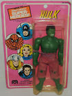 1975 The Incredible Hulk MEGO 8 FIGURE Worlds Greatest Super Heroes Vintage MIP
