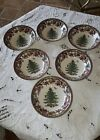 SPODE WOODLAND GROVE SIX  CEREAL BOWL  6.5 INCHES
