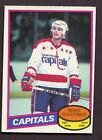1980-81 OPC O PEE CHEE # 195 Mike Gartner ROOKIE RC