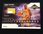 KOBE BRYANT-2009 10 Leaf Limited Trademarks (#2 5) 3-COLOR PATCH AUTO Sick