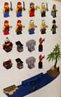 Lego Pirate Lot Minifigures 2015 weapons accessories bird tree baseplate NIP NEW