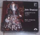Dowland Complete Lute Works O'Dette 5CD HMU GERMANY