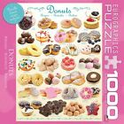 Donuts 1000 Piece New Jigsaw Puzzle
