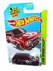 2014 Hot Wheels 206/250 Hw Workshop - 71 Datsun 510 Bluebird Wagon Speedhunter