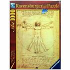 Proportions Of The Human Figure Jigsaw Puzzle 1000pc