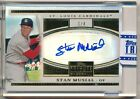 2013 Topps Tribute STAN MUSIAL Tribute to the Stars Autograph Auto #1 4 = #1 1