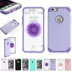 Protective Hybrid Shockproof Soft Case Cover For Apple iPhone7 8 6S 47 55 Plus